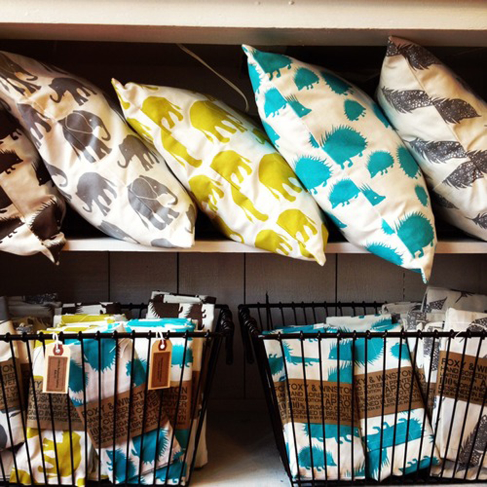 FLASH SALE! Cushion covers are 25% off through August.  Shop 'em before they go!