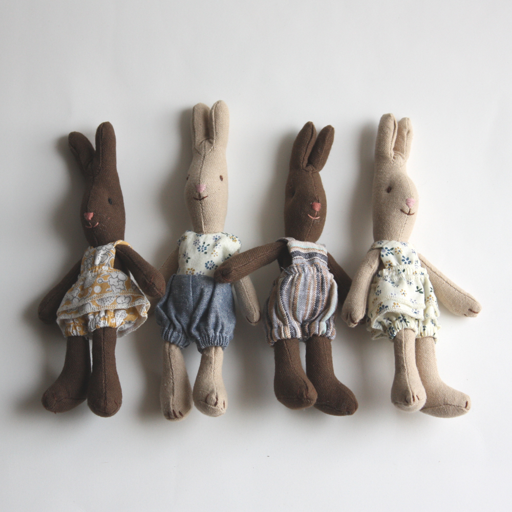 Small Bunny Dolls