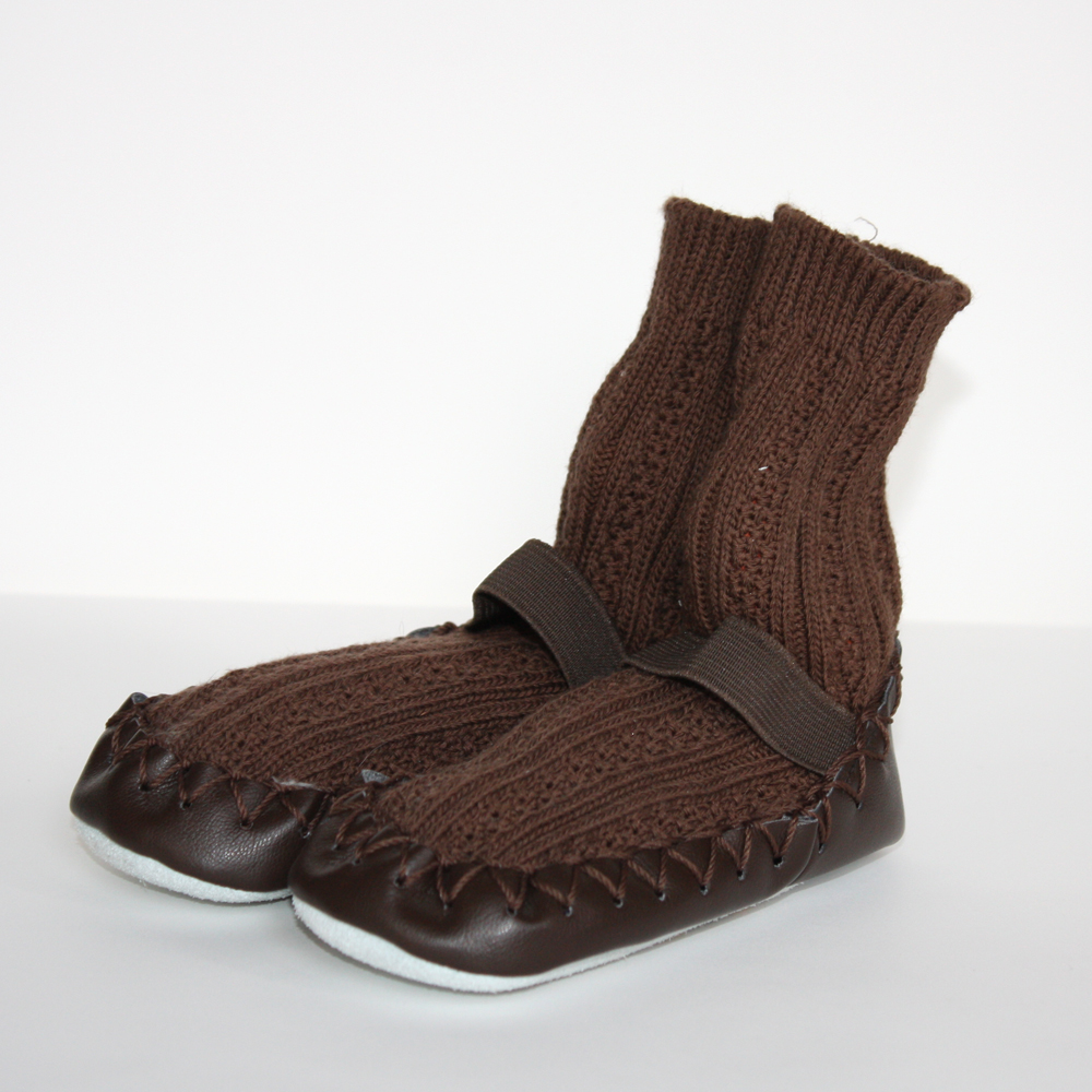 Nowali Moccasins    Placing an order today for more of these cute Nowali Moccasins (in new Nordic patterns). They are so cozy for the little one's (and come in adult sizes!) in winter and even though they come with leather soles they happen to be machine washable. The company comes from Sweden originally and has been making these slippers for 60 years.