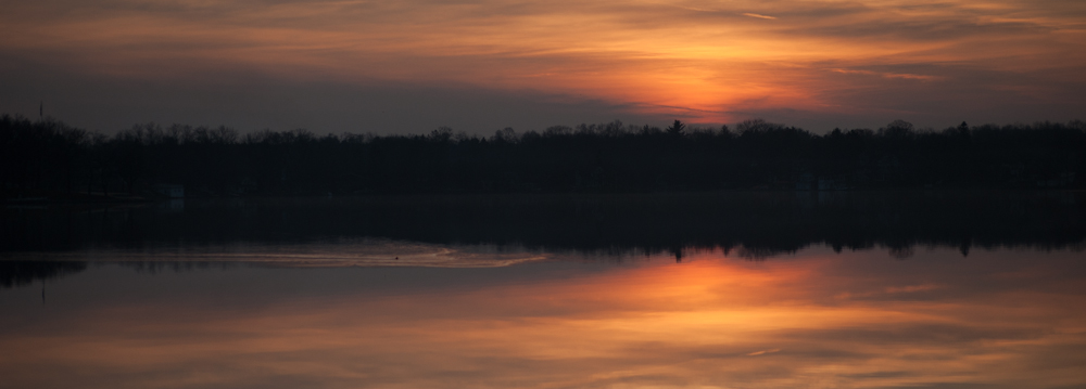 Five O'Clock at Lake Beulah
