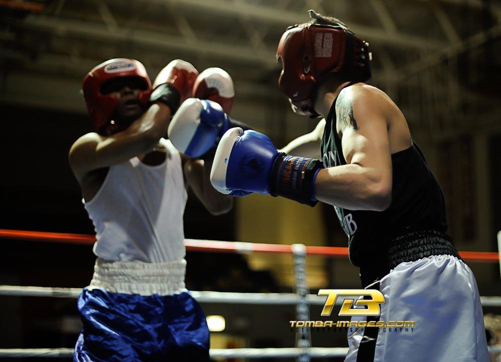 """Marken Price vs Talde Leon at """"The Gloves"""""""