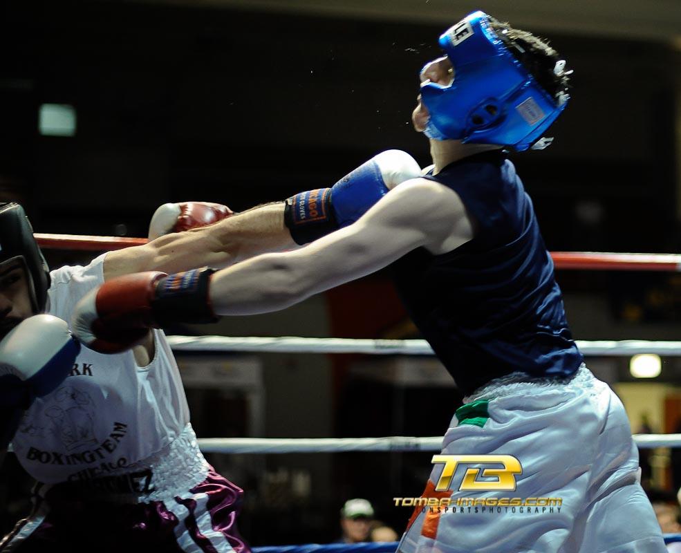 March 17th  .....D'Amico vs Martinez