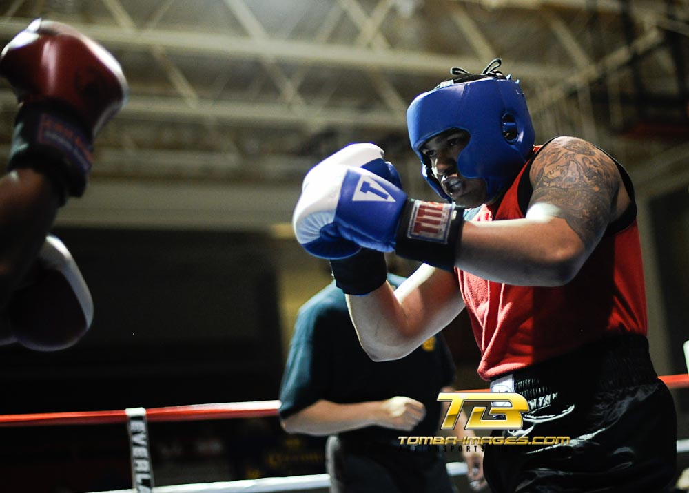 St. Patricks Day at the Chicago Golden Gloves
