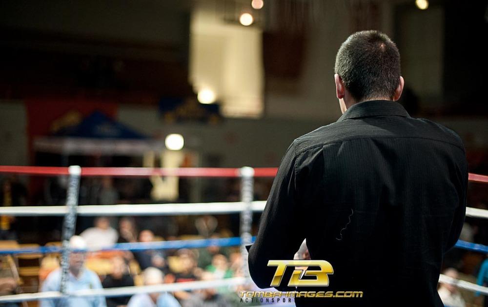 "Tonight is ""fight night"" at Gorden Tech"