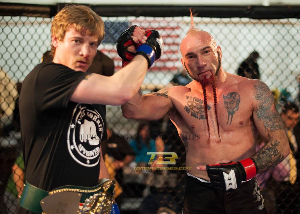 Sharkbite Fighting Championships 1 Fight Night