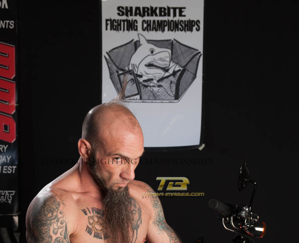 Sharkbite Fighting Championship 1 Official Weigh-In