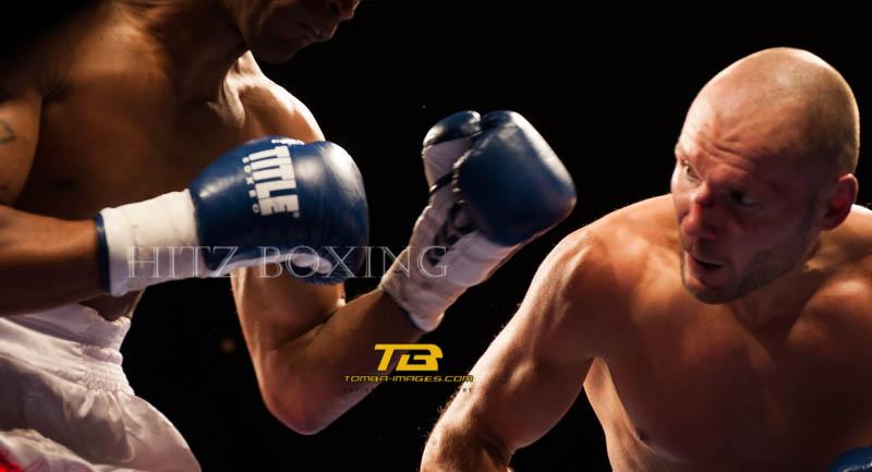 "Hitz Boxing Presents ""Fight Night"" at The HorseShoe"