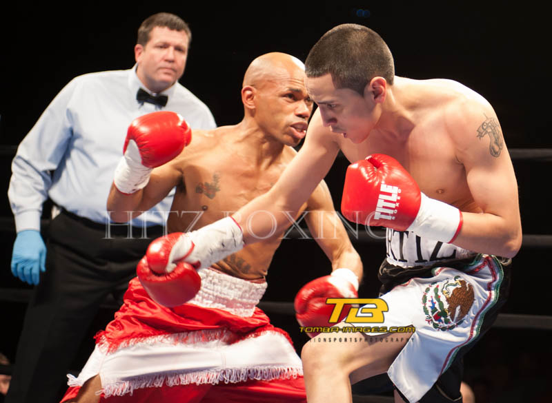 "Hitz Boxing Presents ""Fight Night"" at The HorseShoe"