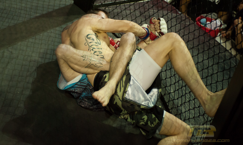 XFO MMA    Anthony Gasso vs Dylan Roads at The Sears Centre
