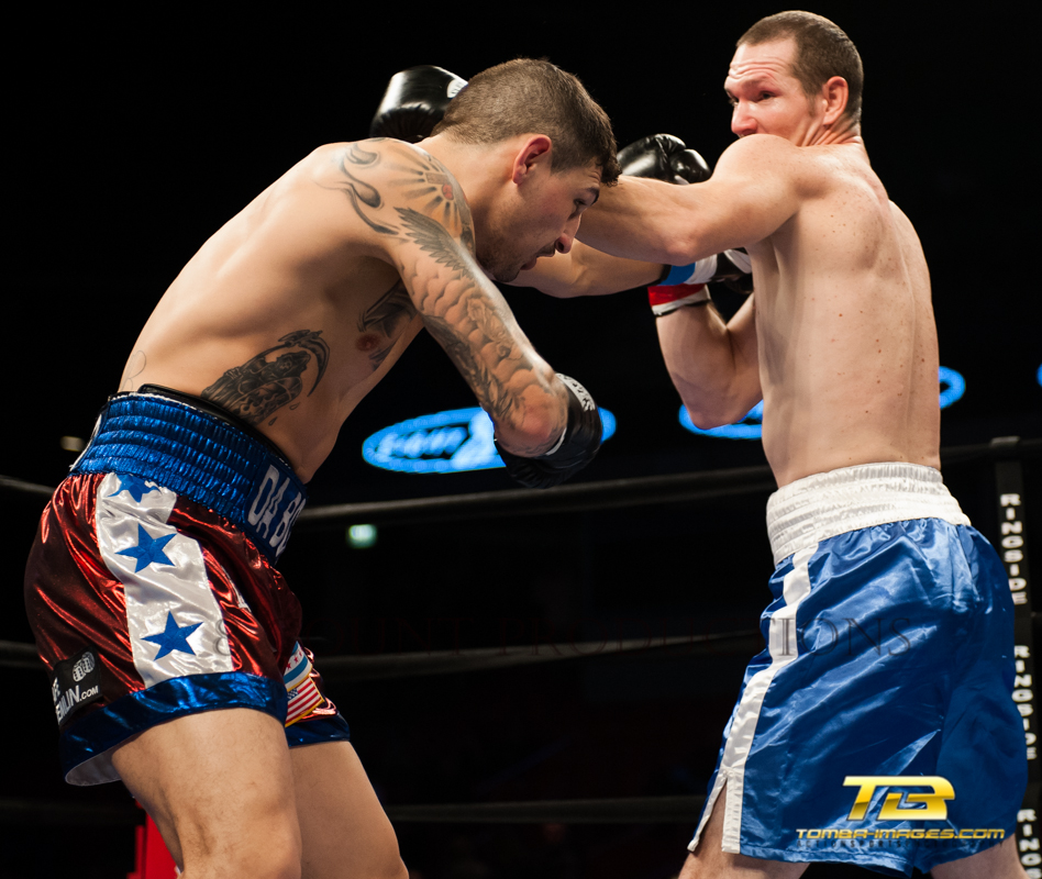 "8-Count/ Round Three USPN ""Fight Night"" .."