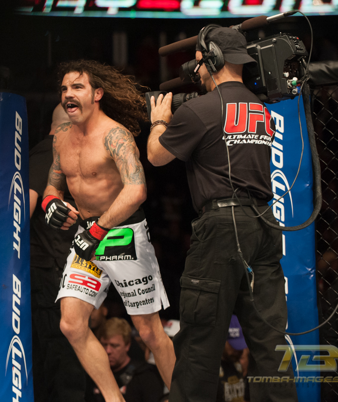 "Clay ""The Carpenter"" Guida.."