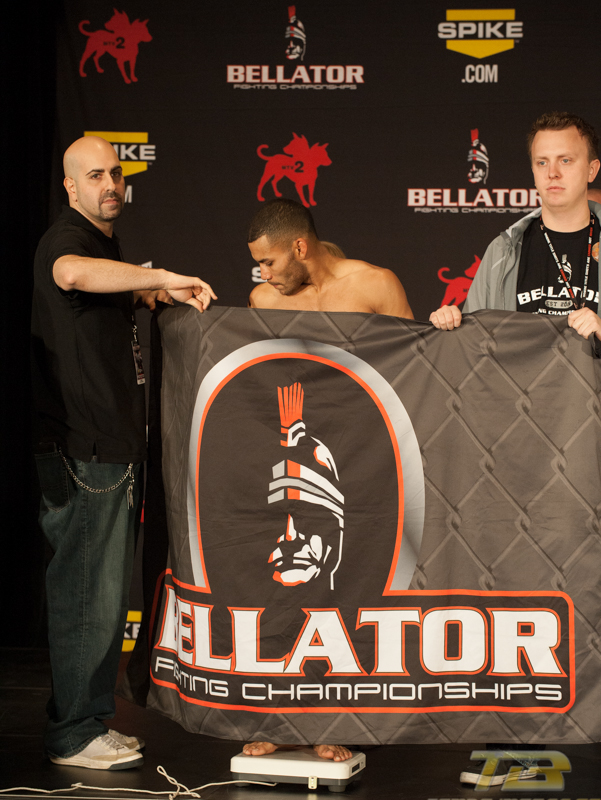 Bellator # 84 ...It's here , and its right in our Back Yard