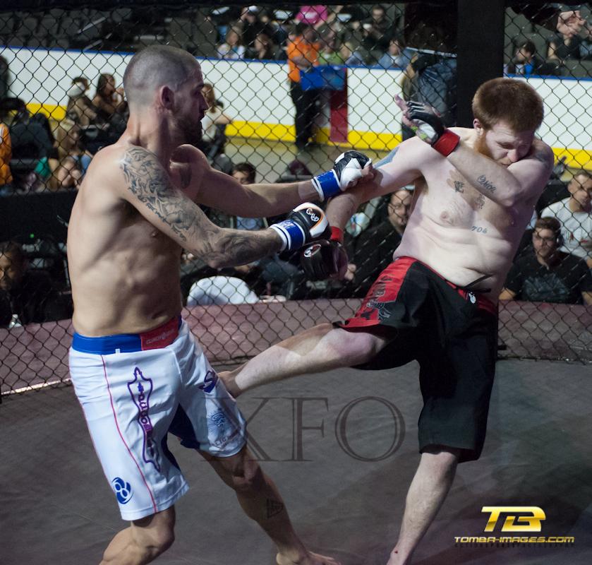 XFO Presents XFO # 46 Amatuer MMA Matches at The Sears Centre