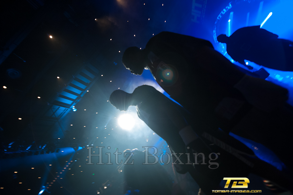 "Hitz Boxing Presents ""Fight Night"" at The Venue"