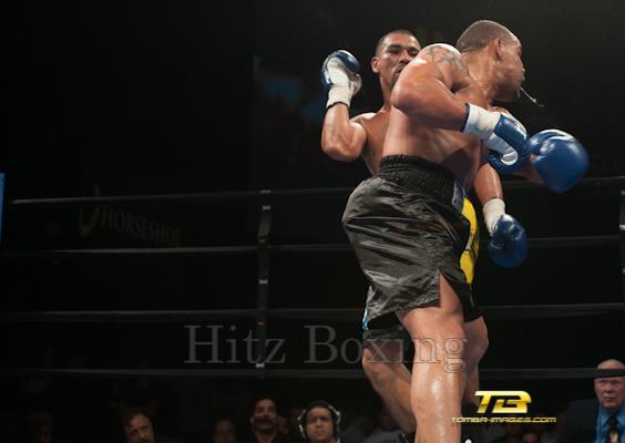 "Hitz ""Fight Night"" at the Horseshoe Venue"