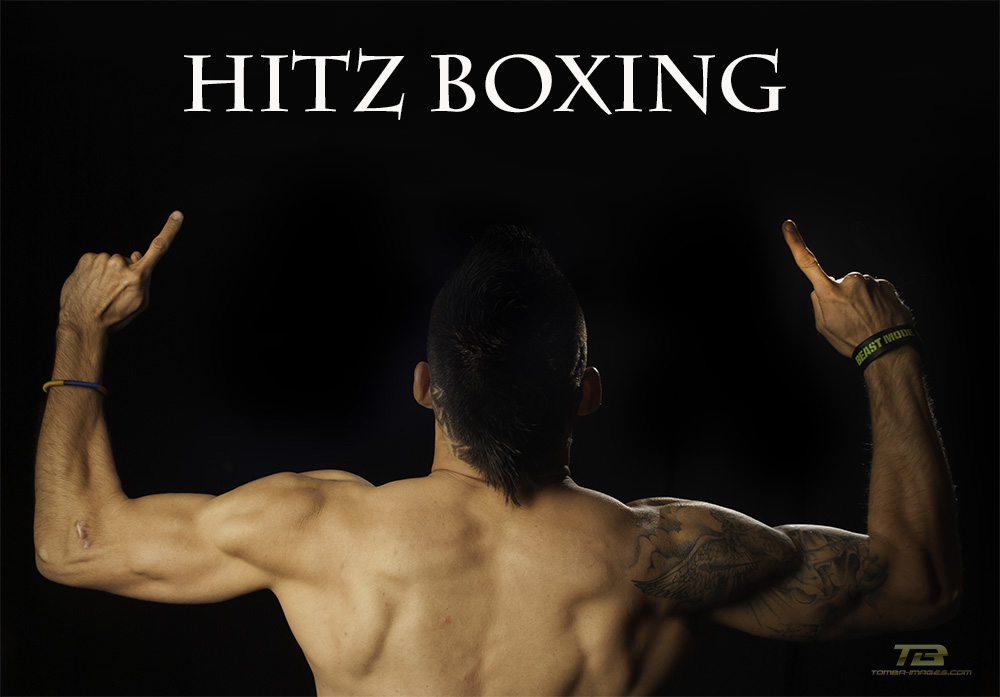 "Hitz Boxing ""weigh-in"" at the Horseshoe"