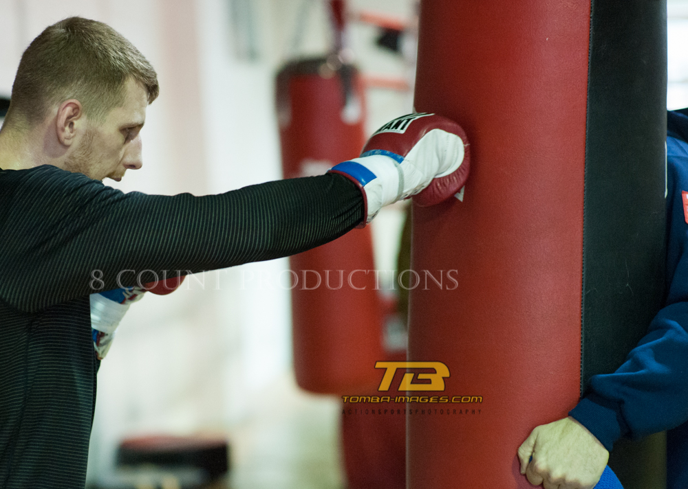 Round Three Productions presents The Fonfara Open Workout