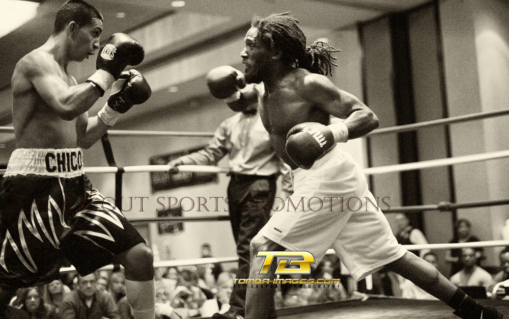 "KO Sports Promotions present ""The Radisson Rumble"" posting"