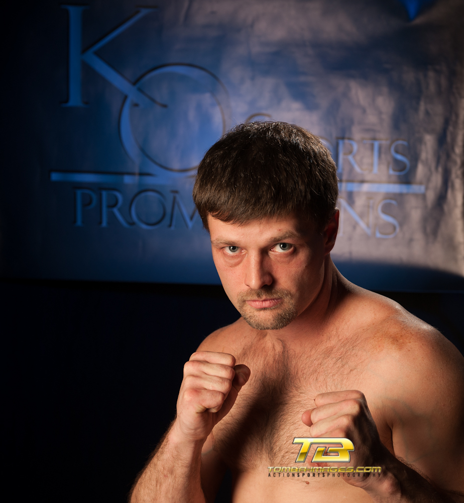 "KO Sports Promotions ""Radisson Rumble"" Weigh In"