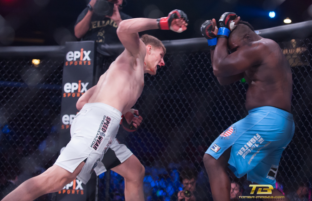 Bellator #75 posting of all matches