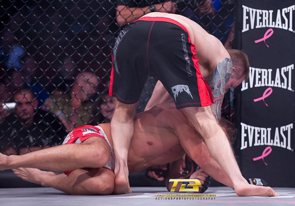 Jason Graves vs Rafal Skibinski at Bellator #75