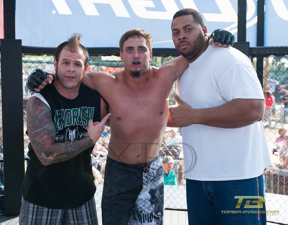 XFO MMA Outdoor Wars Amateur Matches Posting