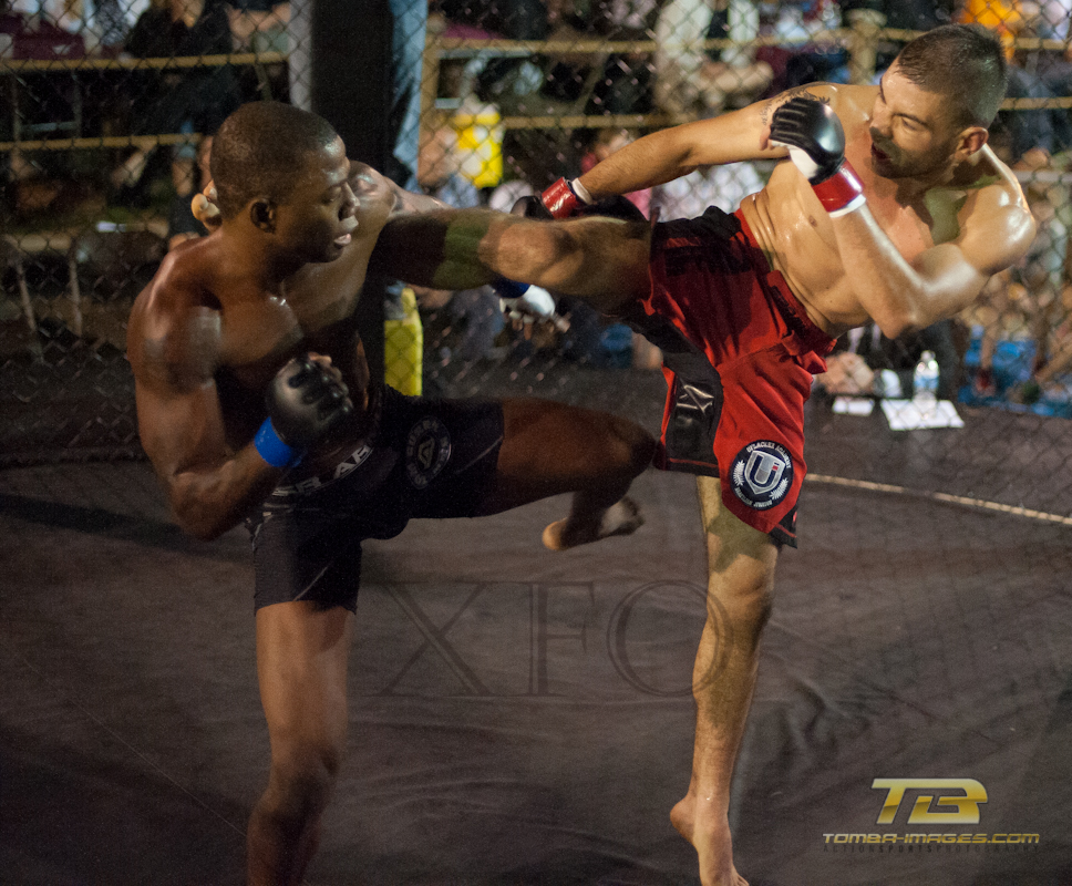 XFO's Outdoor Wars Main Event