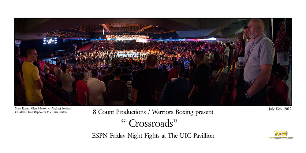 "Posting of all matches from 8 Count's ""Crossroads"" on July 13th, 2012"