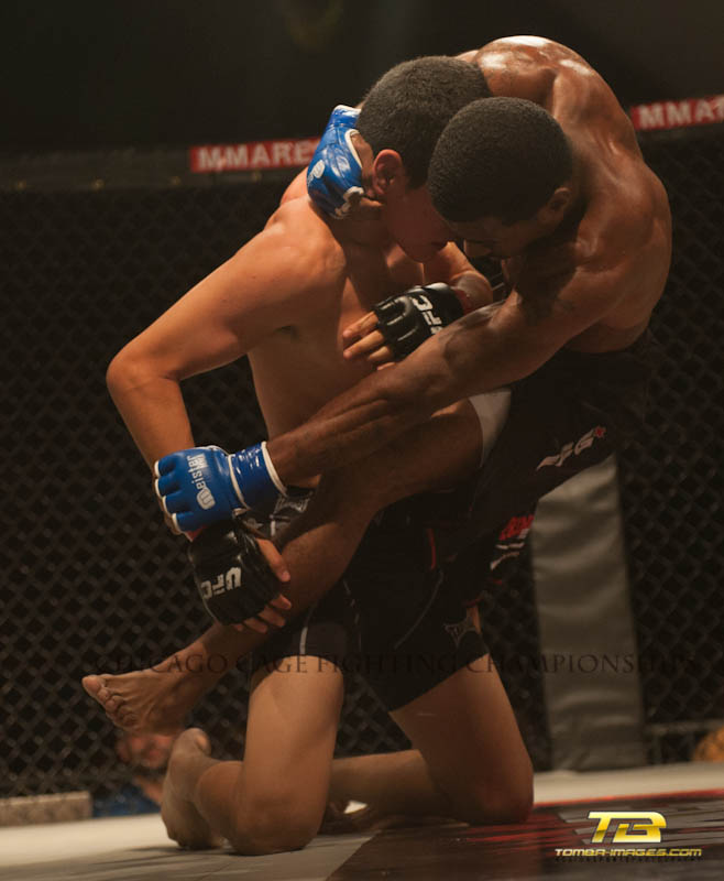 """Chicago Cage Fighting Championships """"Summer Brawl"""" Part"""