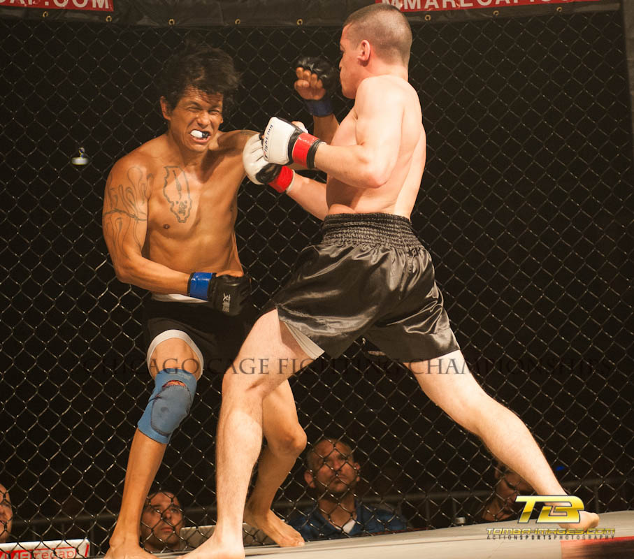 "Chicago Cage Fighting Championships ""Summer Brawl"" Part Two"