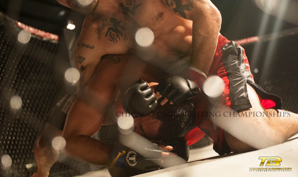 "Chicago Cage Fighting Championships ""Summer Brawl"""