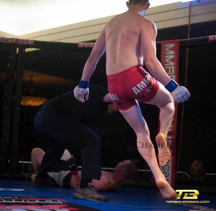 Rumble at The Resort .. MMA Amateur Matches