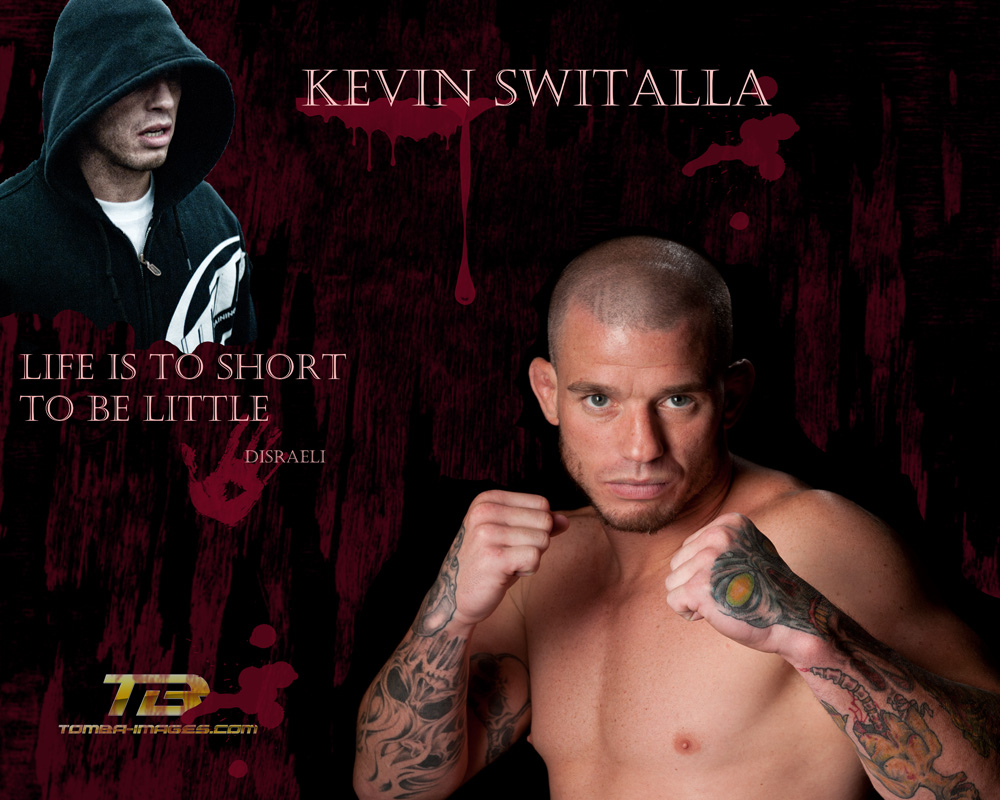 "Kevin Switalla going ""pro"""