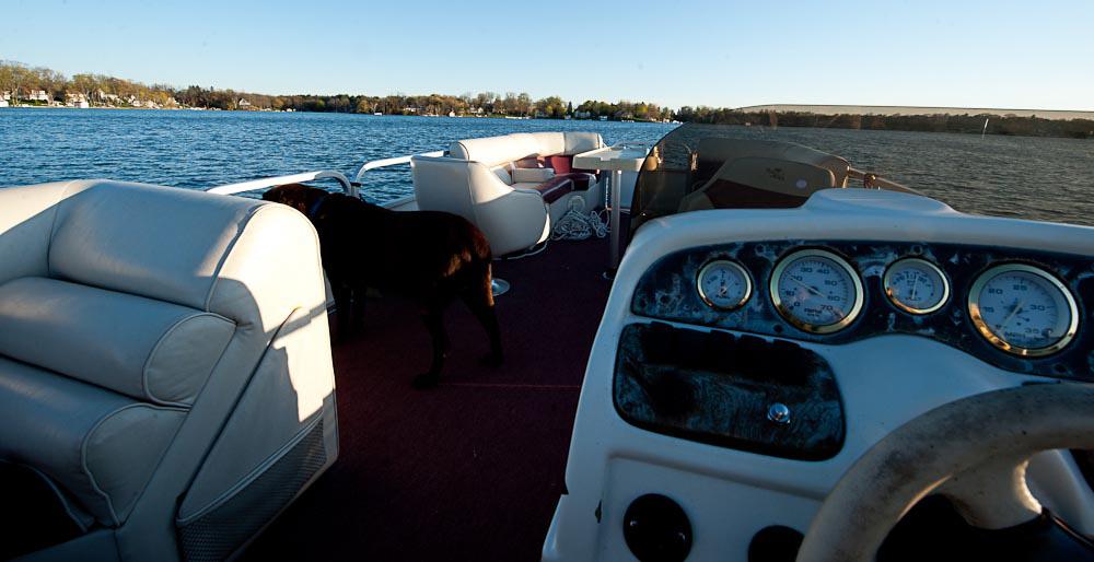 Back Home ..Lake Beulah April 6th report