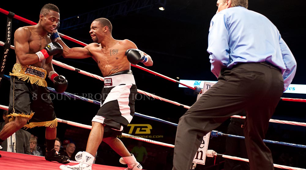 8 Count Productions presents Windy City Fight Night #22