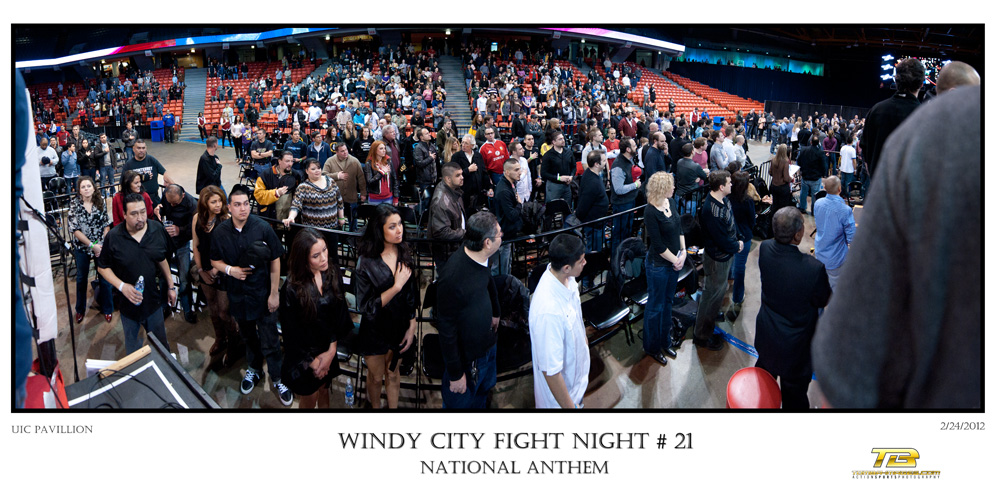 Windy City Fight Night #21