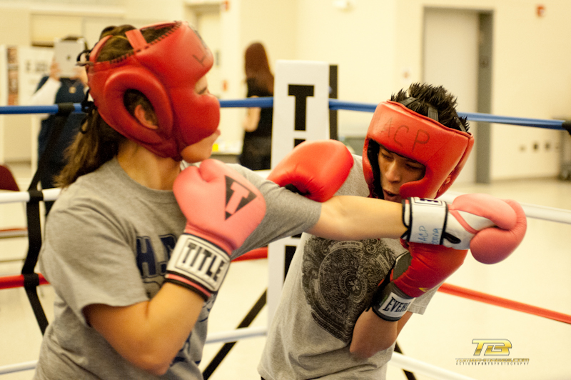 Sparring Session by Team HACP