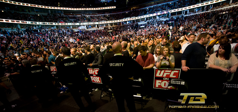 UFC on Fox at the United Center      Part Two