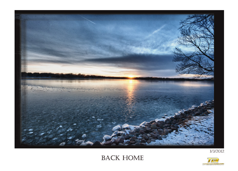 January 3, 2012                                  Lake Beulah , Wisconsin 