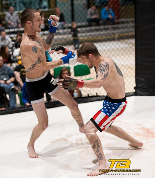 SFC MMA Resolution Matches