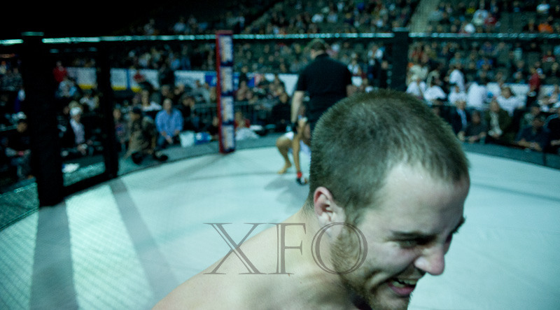XFO #42 at The Sears Centre Amatuers Matches