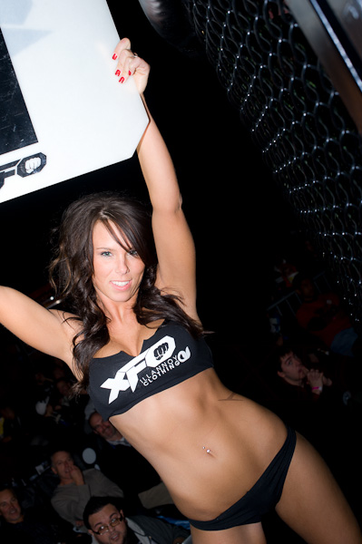 XFO 42 Pro Matches at the Sears Centre