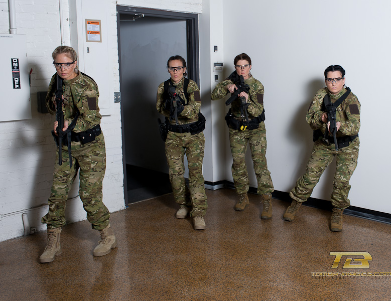 Womens Tactical Association -Battleware Photo Session