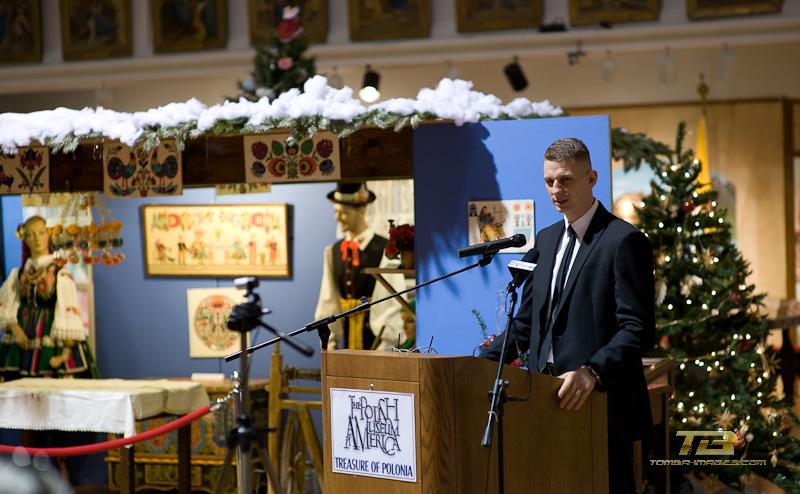 Polish Museum of America welcomes Andrzej Fonfara