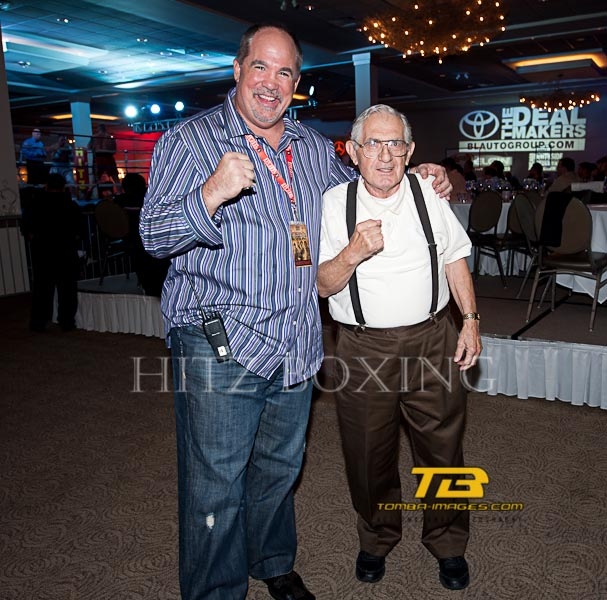 Bobby Hitz's Fight Night at The Belvedere Bash
