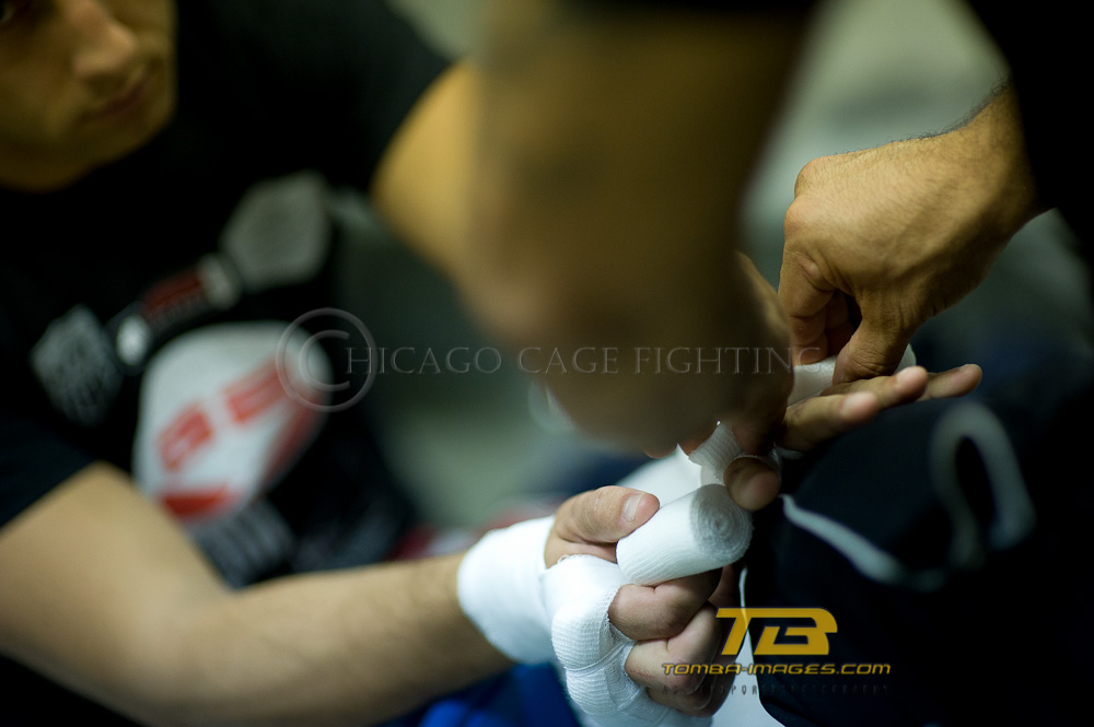 Chicago Cafe Fighting Championships IV Non Cage Pic's