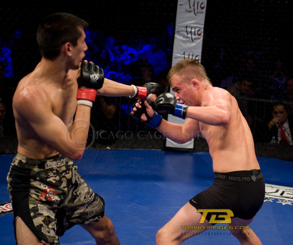 Daniel Aguirre vs Carson Beebe