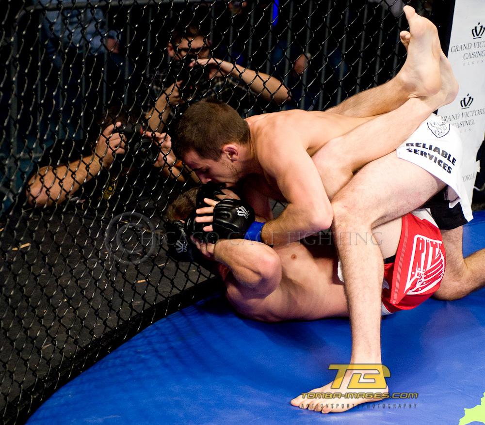 Bobby Reardance vs Dennis Dombrow