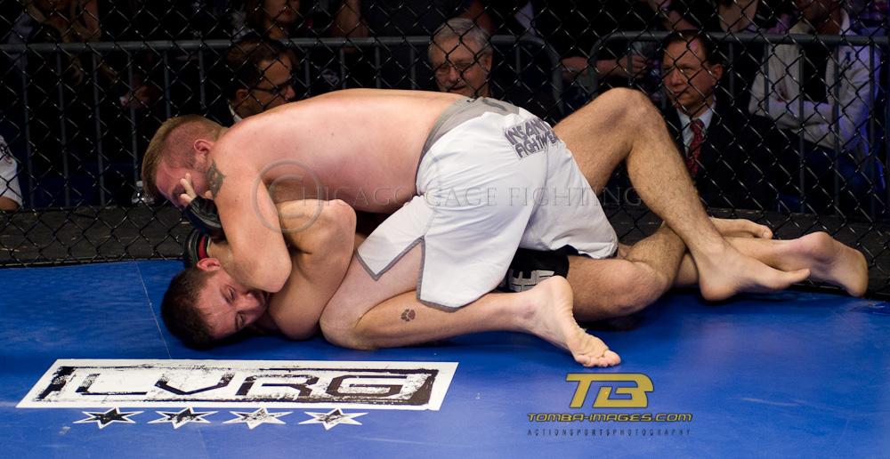 Dan McGlasson vs Lucas Grabowski