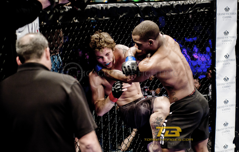 "Chicago Cage Fighting Championships ""Fight Night"""